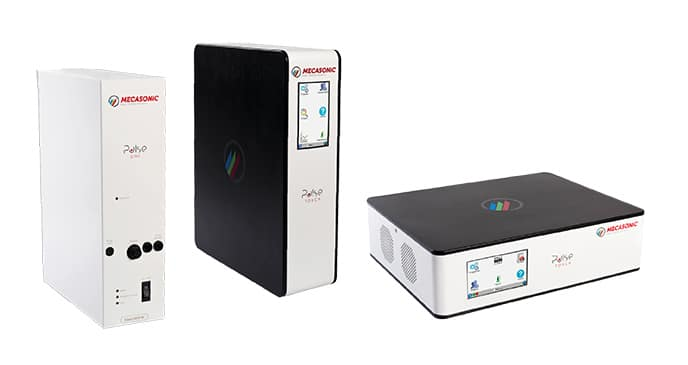 Générateurs Pulse Touch et générateur Pulse One Mecasonic