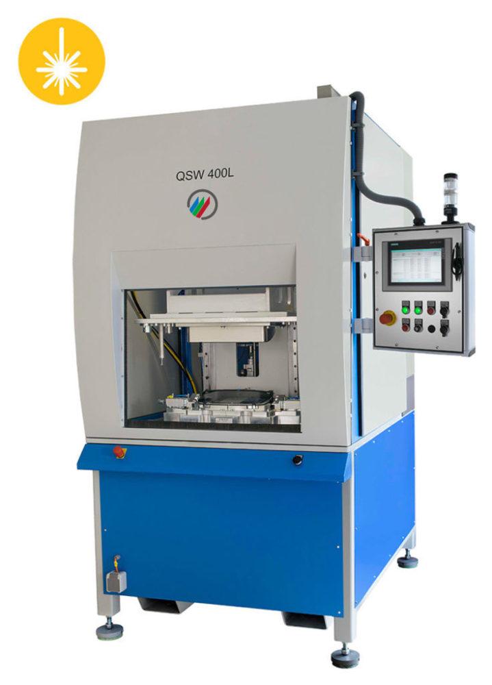 QSW400L Soudeuse laser Mecasonic